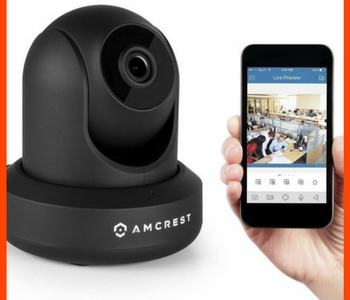 Amcrest Pet Camera Review