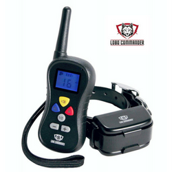 Lobo Commander Waterproof Electronic Dog Training Collar with Remote Image