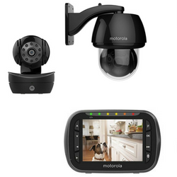 Motorola Pet Scout2360 IndoorOutdoor Remote Wireless Pet Monitor Image