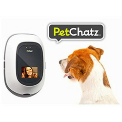 PetChatz HD Pet Camera on white background