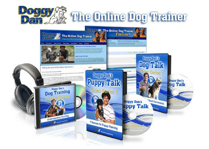 The Online Dog Trainer Full Package Image