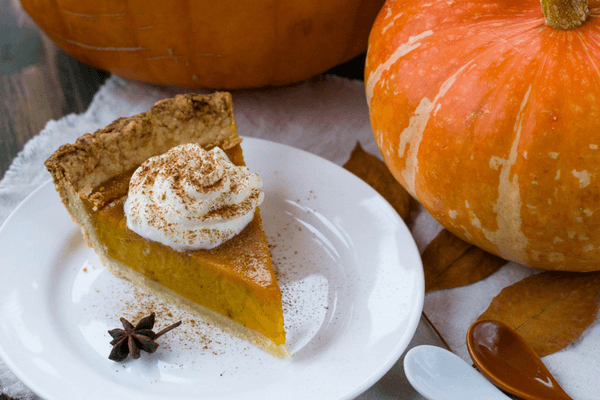 Pumpkin Pie With Spices That Are Bad For Dogs