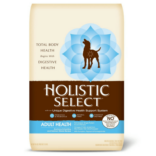30 Pound Bag Of Hypoallergenic Holistic Seltect