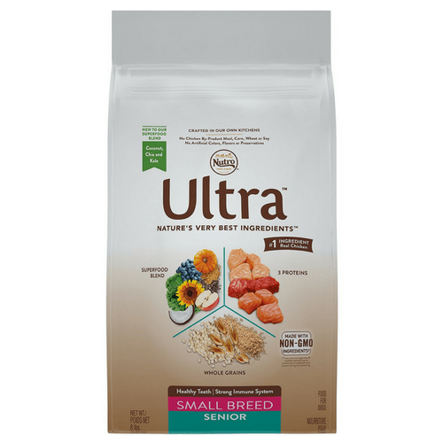 30 Pound Bag Of Nutro Ultra Senior Dry Dog Food
