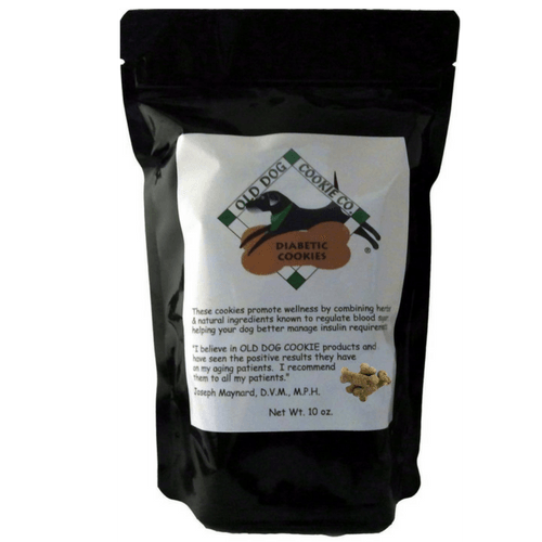 Vet Approved Old Dog Cookie Company All Natural Diabetic Dog Treats