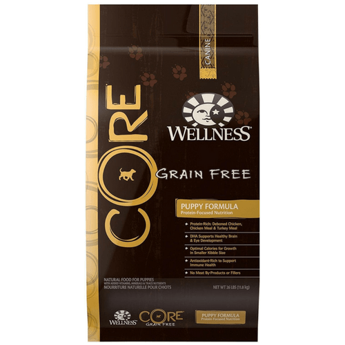 26 Pound Bag Wellness CORE Natural Grain Free Dry Dog Food