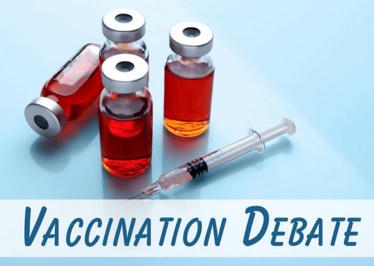 Dog Vaccination Debate - With Vaccines