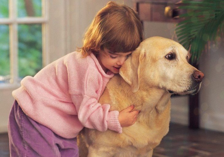 How dogs can help kids with special needs
