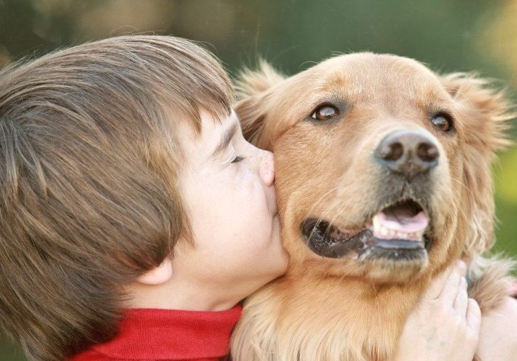 Top benefits of dogs for autism
